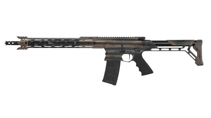 cobalt kinetics chris kyle glory tribute rifle left profile