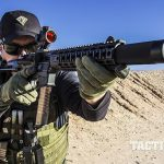 Desert Design & Development D3-9SD rifle test