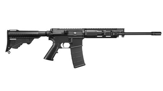 DPMS Lite 16M rifle right side