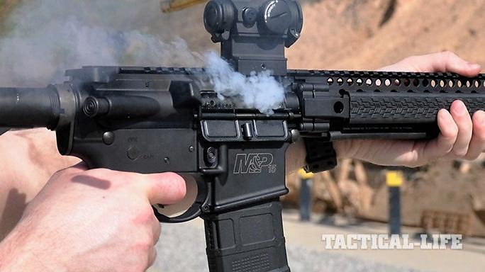 daniel defense DDM4 300S gun test