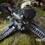 Empty Shell XM556 microgun lifting