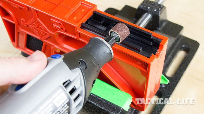 Glock 17 Build Polymer80 PF940 frame insert