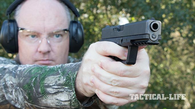 Glock 17 Build Polymer80 PF940 test