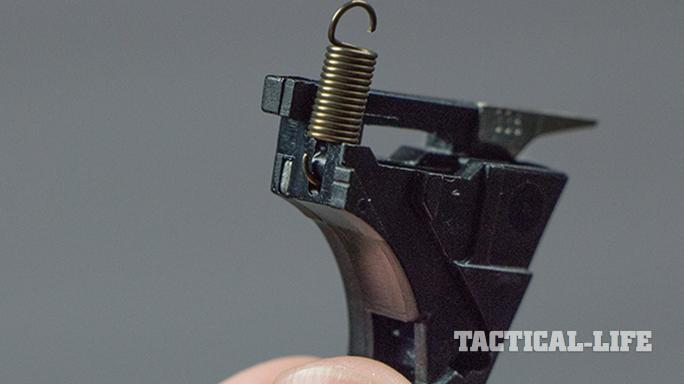 Glock 17 Build Polymer80 PF940 magazine trigger assembly