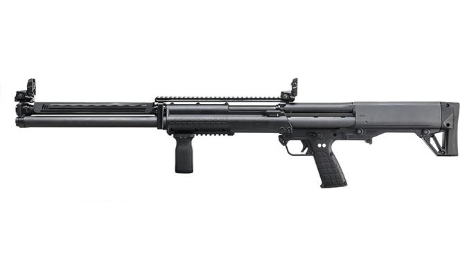 new shotguns Kel-Tec KSG 25