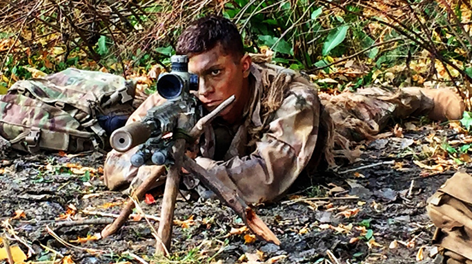 sig sauer xm17 pistol M2010 Sniper Rifle