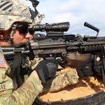 sig sauer xm17 pistol M249 SAW