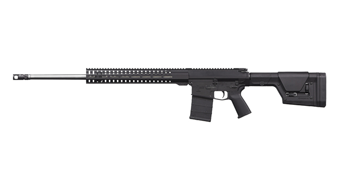 CMMG Mk3 DTR 6.5 Creedmoor rifle