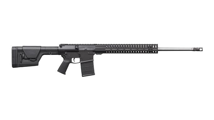 CMMG Mk3 DTR2 6.5 Creedmoor rifle right side