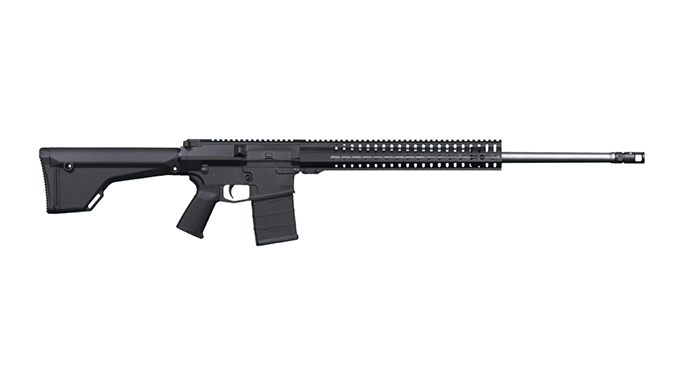 CMMG Mk3 P 6.5 Creedmoor rifle right side