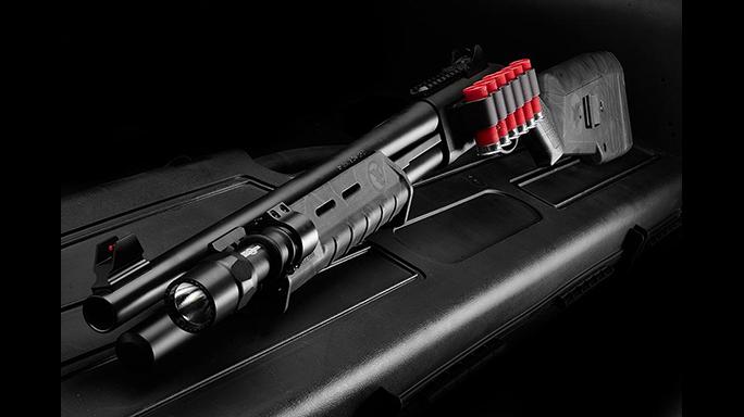 new shotguns Nighthawk Overseer Model 4