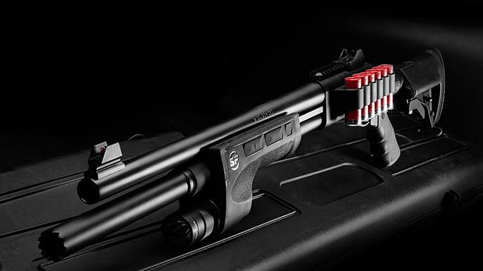 new shotguns Nighthawk Overseer Model 6
