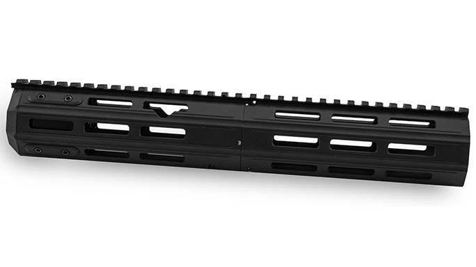 Nordic Components NCT4 handguard system