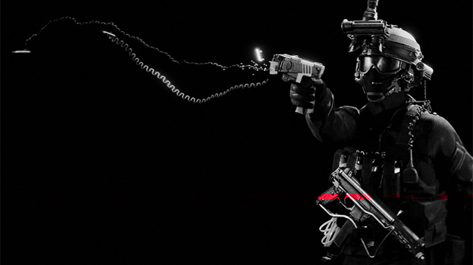 ready or not video game handgun