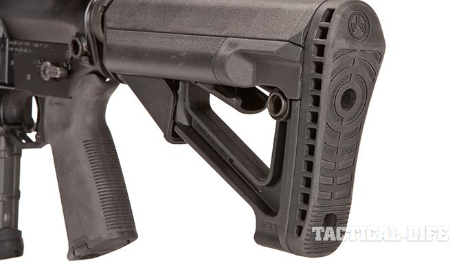 Remington R10 rifle buttstock