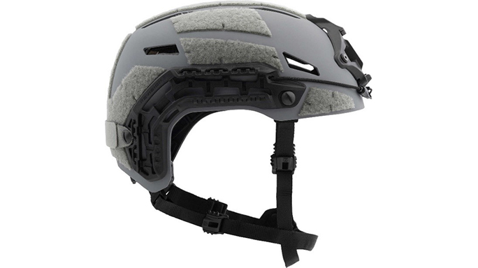 Revision Caiman head System grey