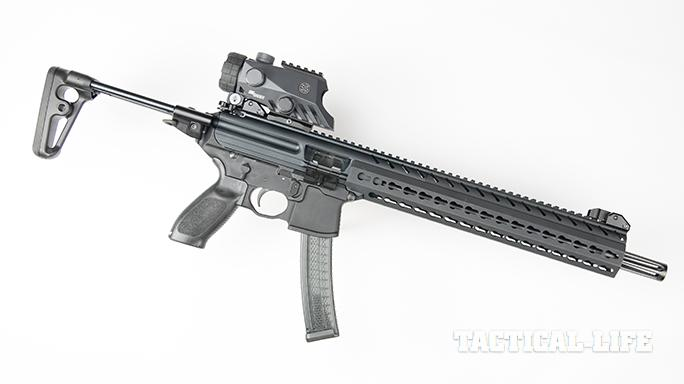 SIG MPX carbine 9mm