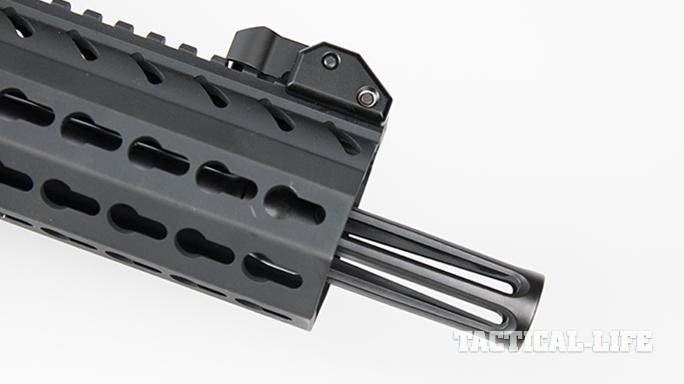 SIG MPX carbine suppressor