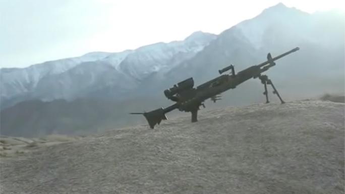 general dynamics lightweight medium machine guns right profile