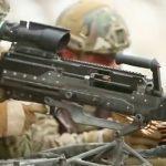 general dynamics lightweight medium machine guns aiming