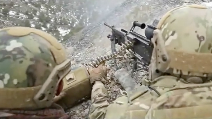 general dynamics lightweight medium machine guns ammo