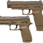 sig sauer p320 pistol us army 101st Airborne Division