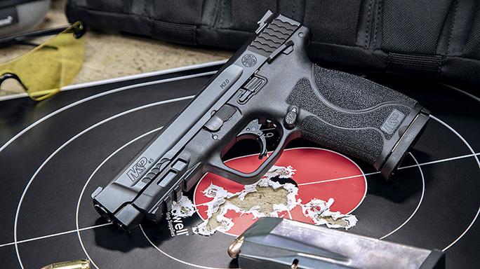 Smith & Wesson M&P45 M2.0 pistol