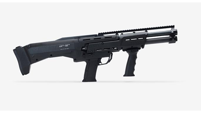 new shotguns Standard Manufacturing DP-12