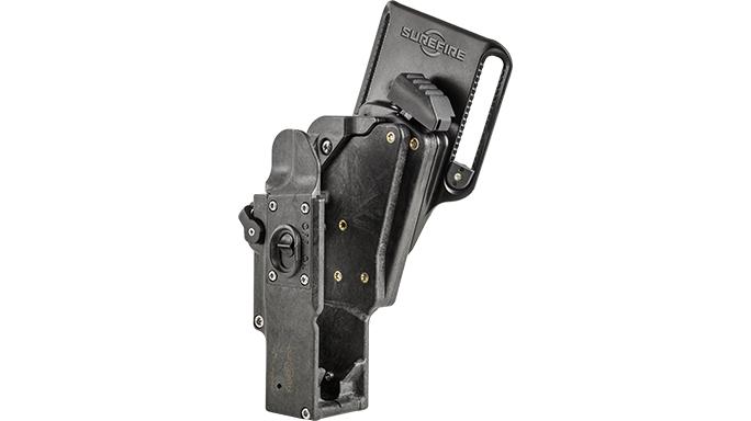 SureFire MasterFire holster angle