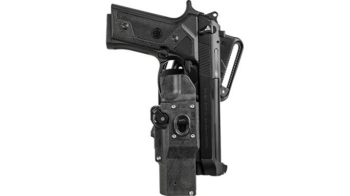 SureFire MasterFire holster beretta