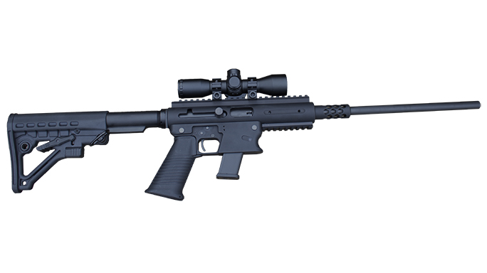 tnw 9mm carbines