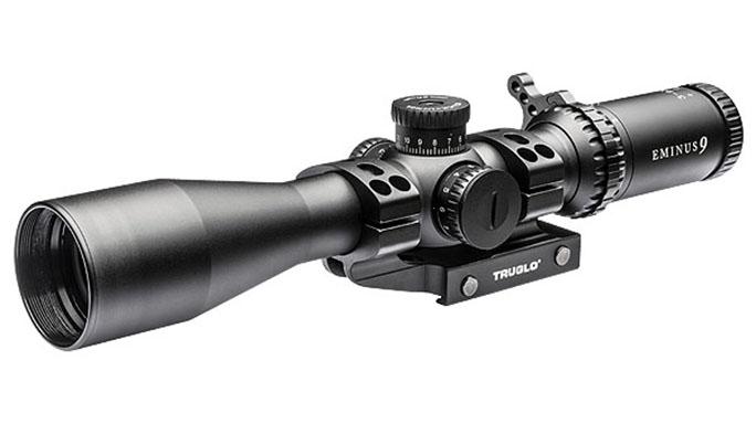 TRUGLO Eminus9 riflescope