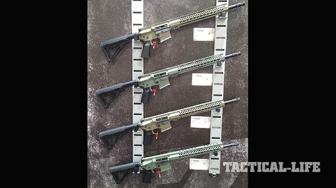 Taurus T4SA rifle models