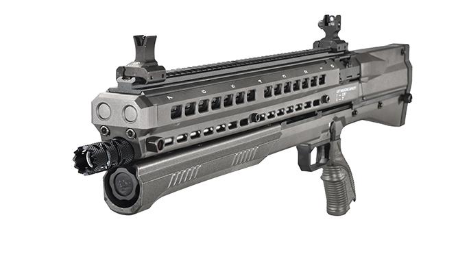 new shotguns UTAS UTS-15