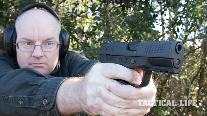 Walther Creed pistol test