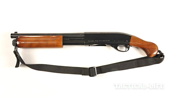 Witness Protection 870 shotgun left side