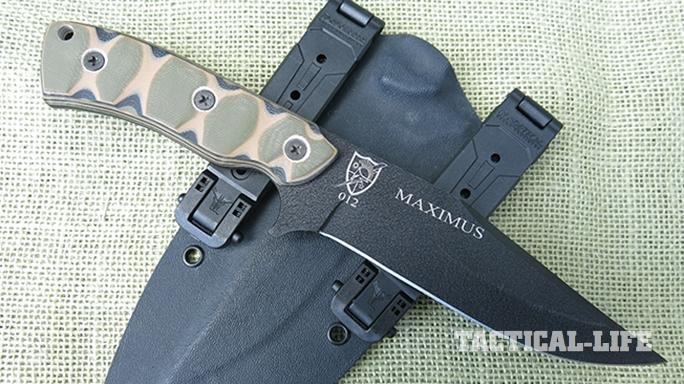 gingrich maximus knife