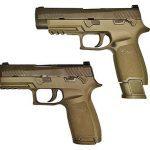 Sig Sauer XM17 handgun