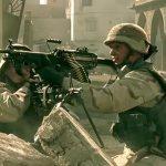 Tom Hardy guns Black Hawk Down