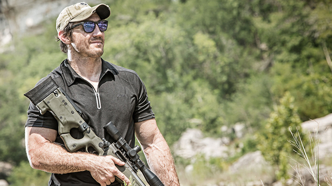 Tim Kennedy casual U.S. Army sniper