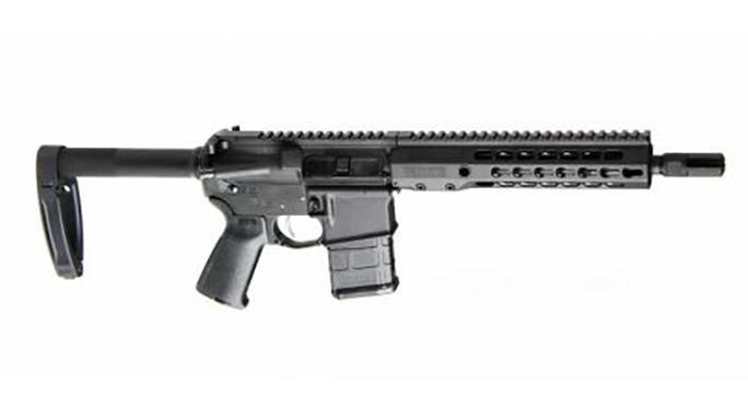 barrett REC7 DI Pistol right side