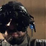 Beretta APX pistol night vision