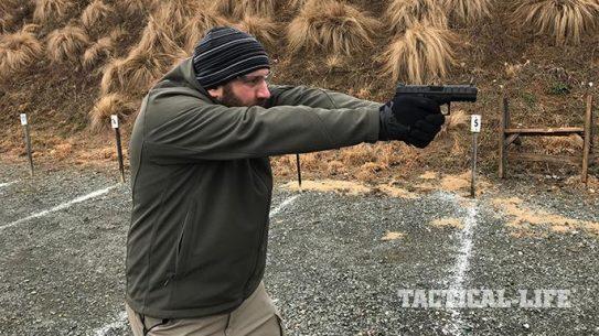 Beretta APX pistol training