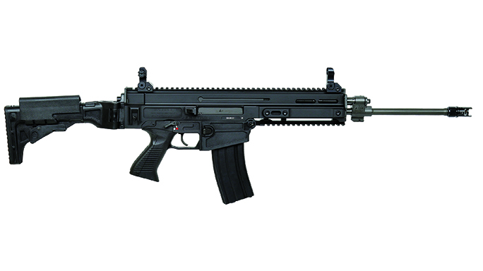 CZ 805 Bren S1 rifles