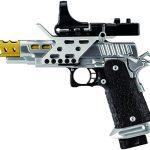 STI DVC Steel pistol left profile