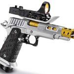 STI DVC Steel pistol right angle