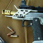 STI DVC Steel pistol ammunition