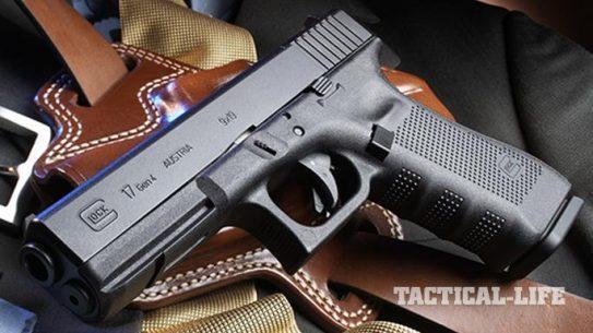 Glock 17 Gen4 lead