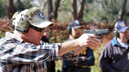 Glock Pistols training