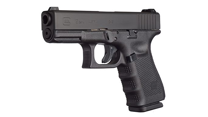 Glock Pistols glock 19 angle